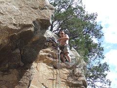 Rock Climbing Photo: A good day at Palomas