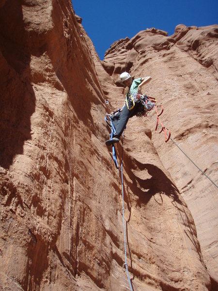 Rock Climbing Photo: More Colorado Ridge Pitch 1