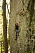 Rock Climbing Photo: Brendan on Possum Lips.