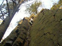 Rock Climbing Photo: Unknown Corner, CT