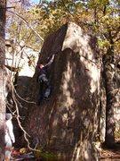Rock Climbing Photo: Rhoads.