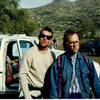 Jason Sandbag and Meep Meep Jaybro at Oak Flat