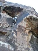 Rock Climbing Photo: Buttshot courtesy of Russ Walling