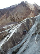 Rock Climbing Photo: Comes from Idaho sends like a local