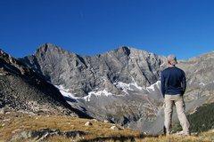 Rock Climbing Photo: Blanca Peak & Ellingwood Point