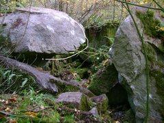 Rock Climbing Photo: Solaris V5