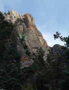 Rock Climbing Photo: Bear Mountain Picnic Massacre (Original 5.8), The ...