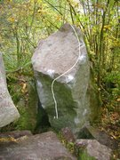 Rock Climbing Photo: 6. Enchanter V4