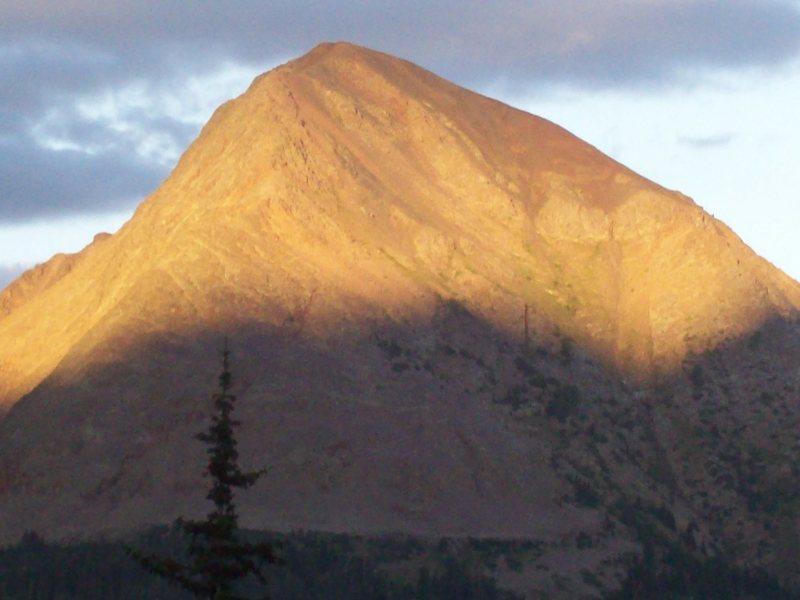 Rock Climbing Photo: Mt. Nebo.