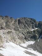 Rock Climbing Photo: Cassina Baggia in June