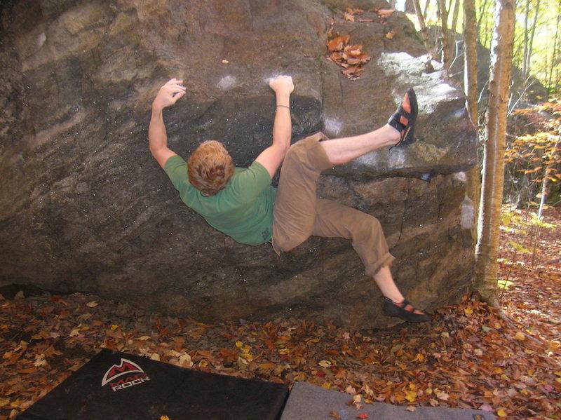 Rock Climbing Photo: Slopahs!