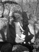 Rock Climbing Photo: Classic Arête