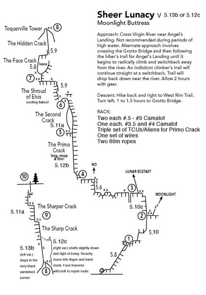 Awesome free route. I recommend the river crossing approach unless it's very high water. Enjoy and have fun.