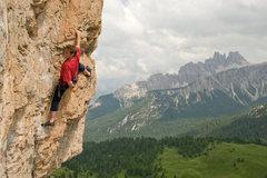 Rock Climbing Photo: Cinque Torre , Dolomites photo by Simon Carter