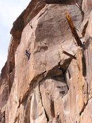Rock Climbing Photo: BrownWall