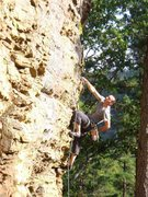 Rock Climbing Photo: Cave Creek area