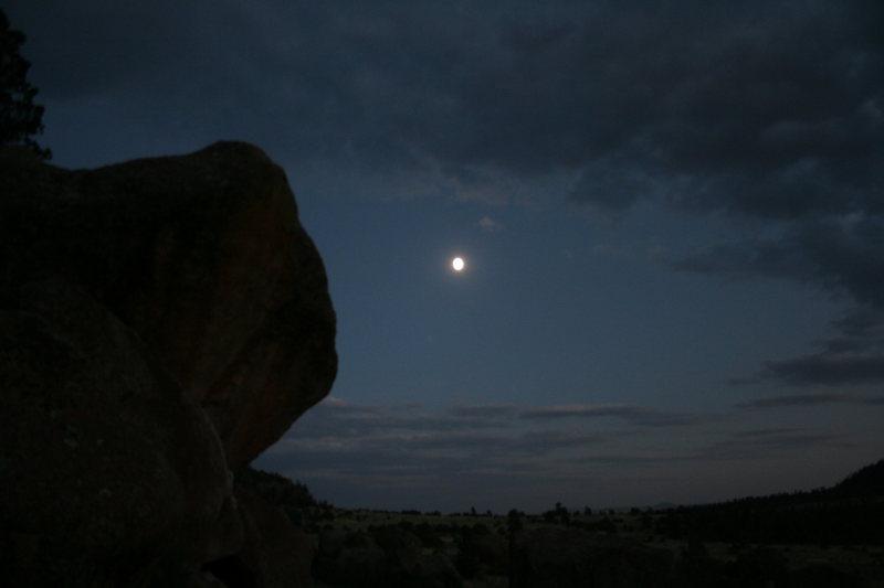 Rock Climbing Photo: Boulder City, Monte Vista, Colorado.