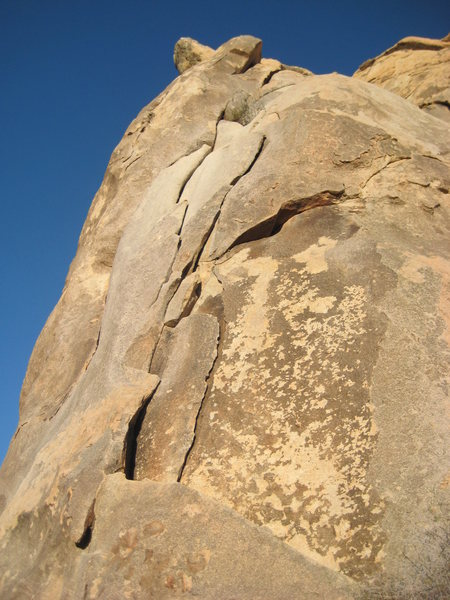 Rock Climbing Photo: Yosemite Sam
