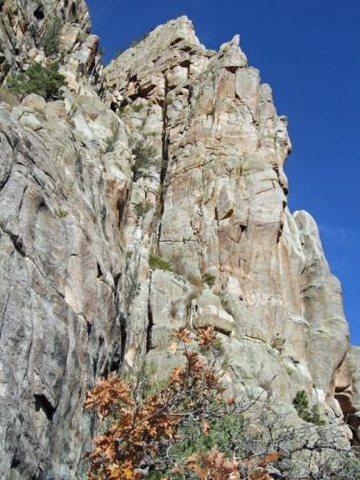 Rock Climbing Photo: SW.