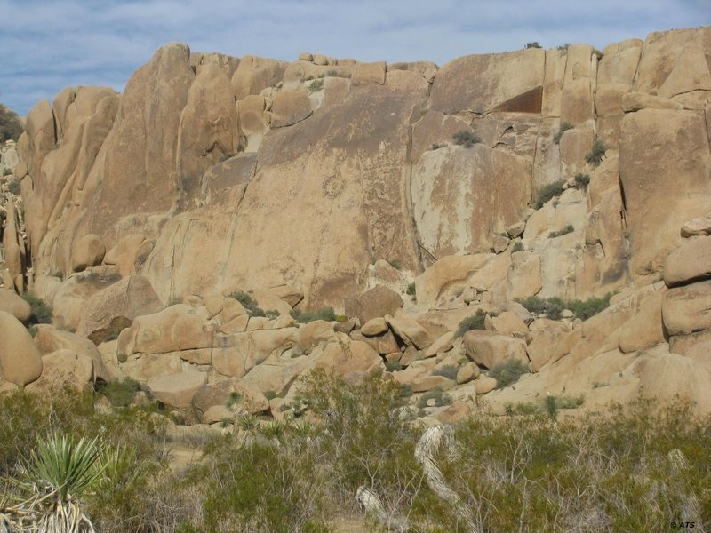 Rock Climbing Photo: Cunning Rock