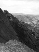 Rock Climbing Photo: First Flatiron.