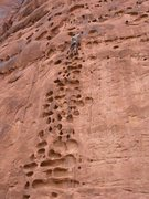 Rock Climbing Photo: Pocket Rocket - Day Canyon