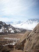 Rock Climbing Photo: The Buttermilks