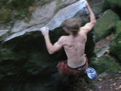 Rock Climbing Photo: SICK!