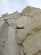 Rock Climbing Photo: Will resting at the anchors of Looney Tunes prepar...