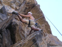 Rock Climbing Photo: Promise Land, Arizona