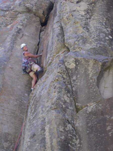 Rock Climbing Photo: Paradise Forks, Arizona