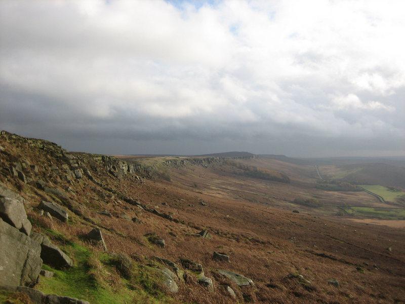 Rock Climbing Photo: Plantation from High Neb