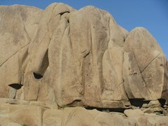 Rock Climbing Photo: Gracias a Dios