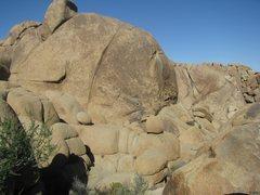 Rock Climbing Photo: New Sage Rock
