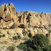 Retirement Rock and Teepee Rocks