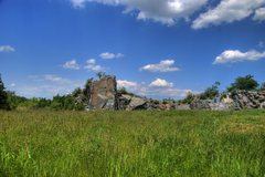 Quincy Quarries on a beautiful summer day.