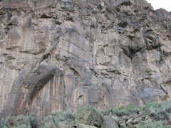 Rock Climbing Photo: #5 Monster Wall