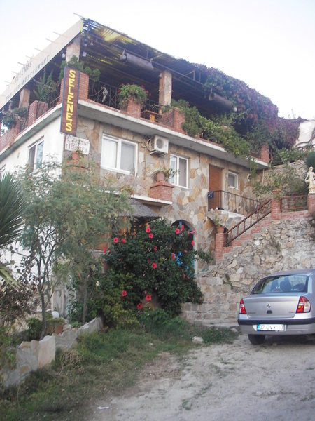 Rock Climbing Photo: Selene's Pension...a nice place to stay.  Call ahe...