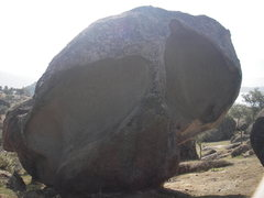 Rock Climbing Photo: another interesting boulder