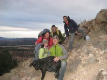 Rock Climbing Photo: On The Trail!!