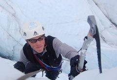 Rock Climbing Photo: Alaskan ice