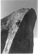 Rock Climbing Photo: The Headstone...joshua tree...years ago