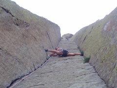 Rock Climbing Photo: El Matador...yea nice view!
