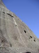 Rock Climbing Photo: Rad spires in Greek Monastery!