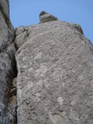Rock Climbing Photo: This wall bookends the large headwall and has a bu...