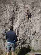 Rock Climbing Photo: tanner(5) on KFP