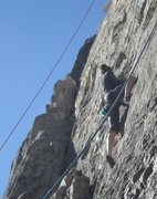 Rock Climbing Photo: Angie TR on KFP