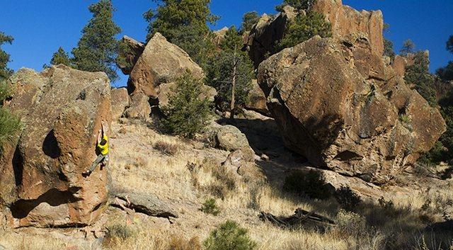 Rock Climbing Photo: The Range