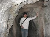Rock Climbing Photo: Just me exploring an old silvermine.
