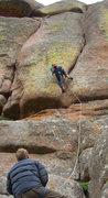 Rock Climbing Photo: bug squad.  jimmi redo and me.